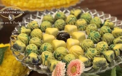 Praline di Cioccolato di Nonna Vincenza